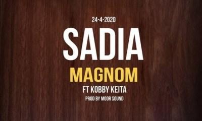 Sadia ft. Kobby Keita