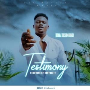 Bra Desmond – Testimony