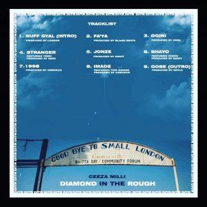 ALBUM: Ceeza Milli – Diamond In The Rough EP