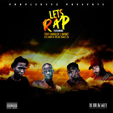 Purple Keyz, Tony Dangler, Impakt, Illy Amin, & Vocab Isaacs ZA – Let's Rap
