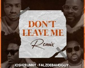 Don't Leave Me (Remix)