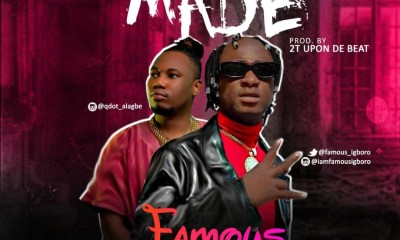 Famous - All Made Ft. Qdot