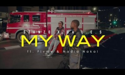 Stanzo – My Way Ft. Flvme, Nadia Nakai & Da L.E.S