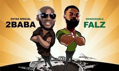 2Baba ft. Falz - Rise Up