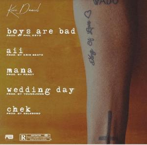 Kizz Daniel – Wedding Day