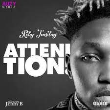 Koby Tuesday - Attention