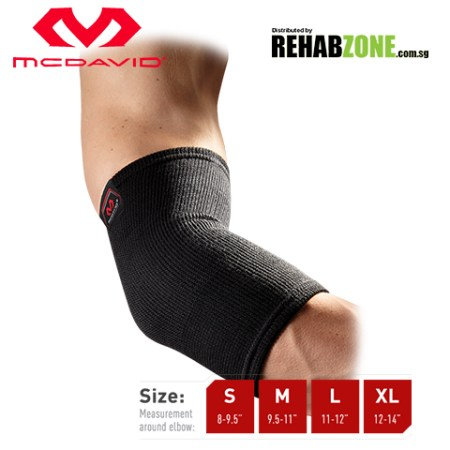 McDavid 512 Elbow Support Level 1 Rehabzone Singapore
