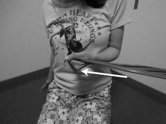 腱板筋,トレーニング,腱板断裂,方法,大円筋,肩甲下筋