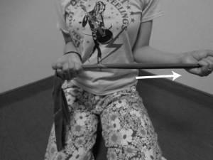 腱板筋,トレーニング,腱板断裂,方法,小円筋,棘下筋