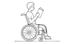 下肢切断の生活指導③