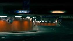 ICC Parkdeck Ausfahrt Wilmersdorf