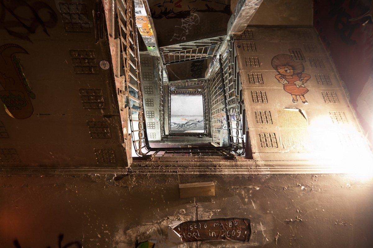 Treppenhaus Tacheles II