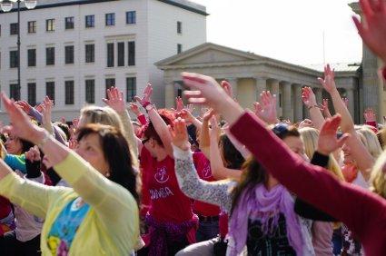 Bild-63-Zumba-Flashmob-Brandenburger-Tor