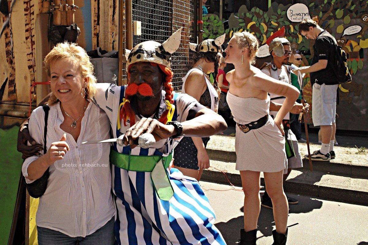 Karneval der Kulturen – Nachschlag