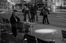 Street Photography with Tachzin Tattan @Potsdamer Platz