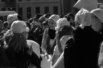 Pillow fight day in Berlin, 2016Pillow fight day in Berlin, 2016