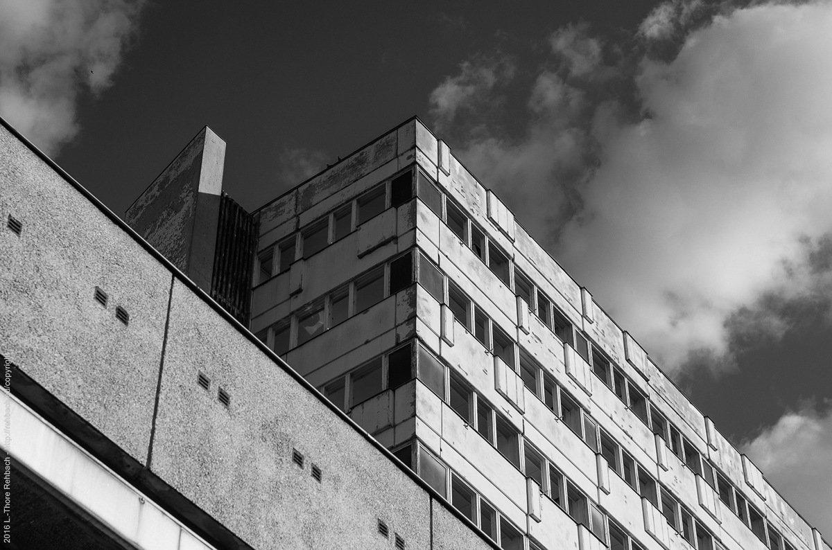 Haus der Statistik – eine Ruine im Herzen (Ost-)Berlins