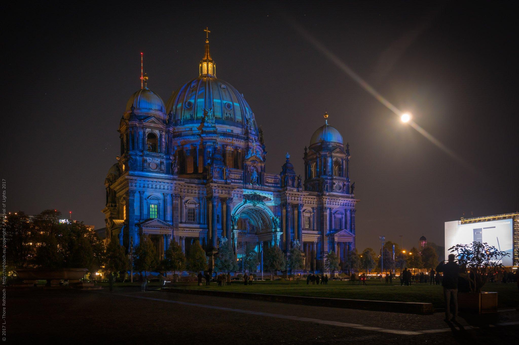 Berlin Festival of Lights 2017