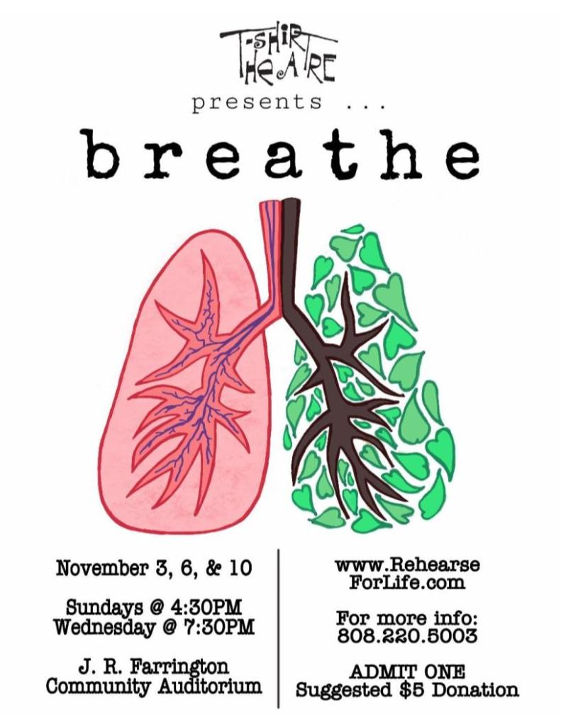 "Fall 2019 Show: ""BREATHE"""