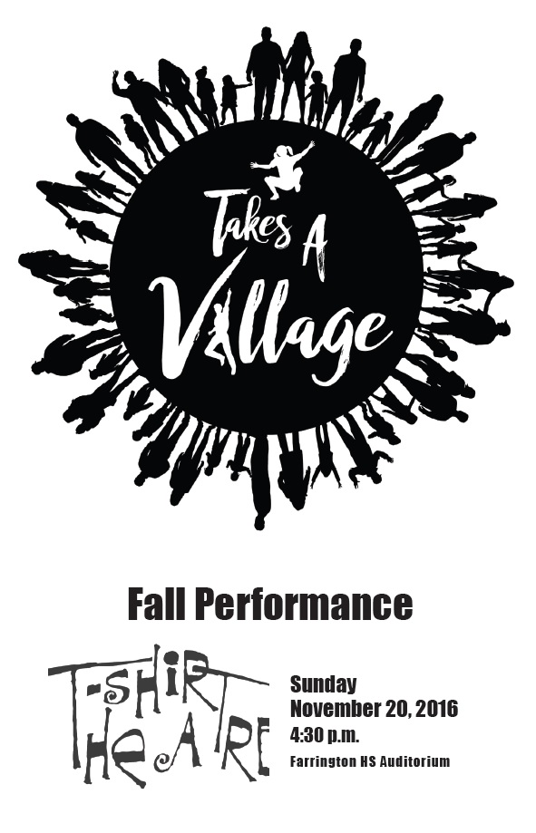 Takes A Village program cover