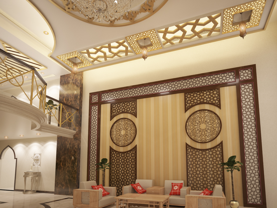 Interior Design Islamic Others 696 Member Design By