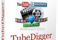 TubeDigger 6.8.4 Crack With License + Registration Key {2019}
