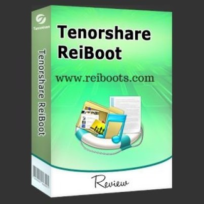 Tenorshare ReiBoot 8.0.6.4 Crack + Registration Code & License key