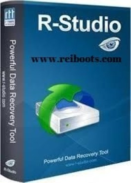 R-Studio 8.12 Build 175721 Crack With Serial Key Full Download Latest