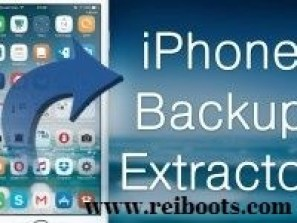IPhone Backup Extractor 7.7.1.2135 Crack + Serial Number