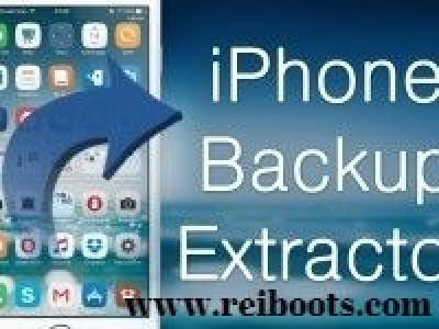 IPhone Backup Extractor 7.7.4.2207 Crack + Serial Number