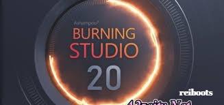 Ashampoo Burning Studio 21.3.0.35 Crack With License Key 2020
