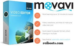 Movavi Video Editor 15.4.0 Full Crack With Activation key Generator
