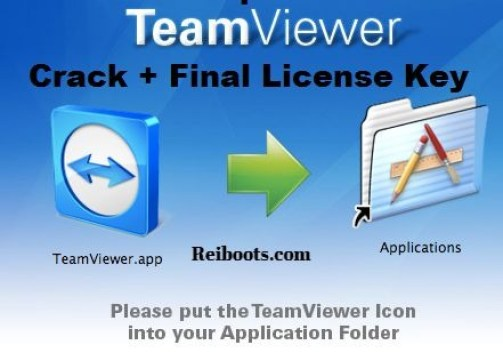 TeamViewer 15.4.4445.0 Crack With Serial and License key Free Download