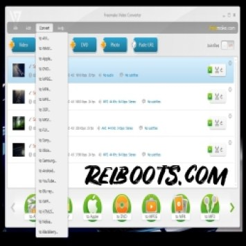 Freemake Video Converter 4.1.10.409 Full Crack With Serial Key Free Download