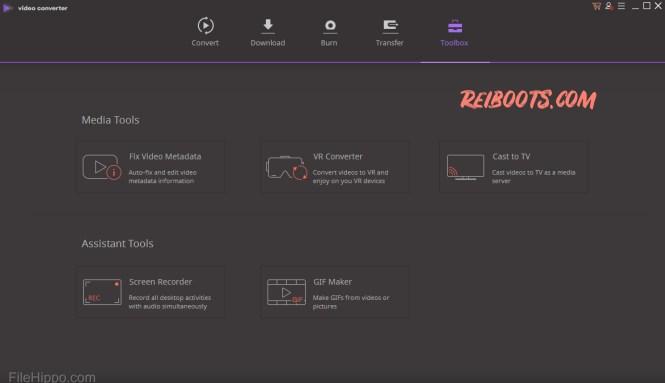 Wondershare Video Converter Ultimate 10.5.1 Crack With Serial Key