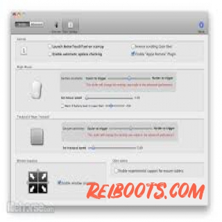 BetterTouchTool 2.717 Crack With Free License key Download