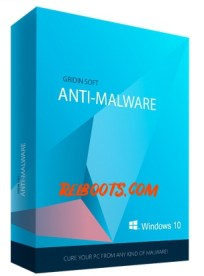 GridinSoft Anti-Malware 4.1.9 Crack With Free Activation Code