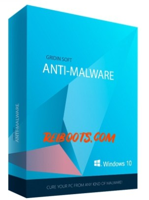 GridinSoft Anti-Malware 4.1.38 Crack With Free Activation Code