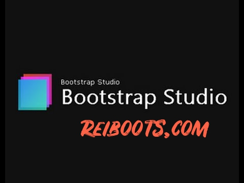 Bootstrap Studio 4.5.8 Crack With Free License Key Download From Torrent 2020
