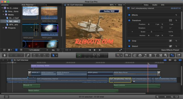 Final Cut Pro 10.4.5 Crack Full Version With Serial Number [MAC &WIN]