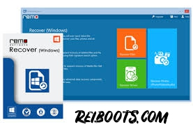 Remo Recover 5.0.0.27 Crack Full Version With License Key [2019]