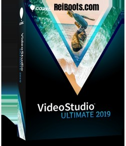Corel VideoStudio Ultimate 2019 V22.1.0.326 Crack Free Serial Number