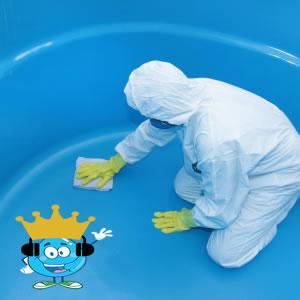 Limpeza Caixa de Água