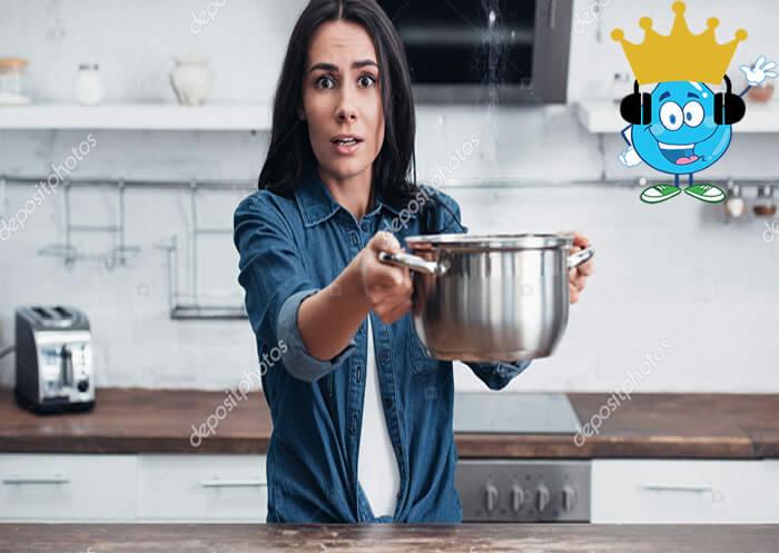 Caça Vazamento Cozinha 1