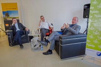 Dr. Thomas Feist, MdB, CDU, Ausschuss für Bildung, Forschung und Technologiefolgenabschätzung und in der auswärtigen Kultur-und Bildungspolitik im Gespräch