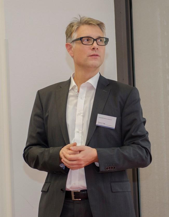 Thomas Lingk, Stadt Leipzig, Abteilungsleiter Amt für Wirtschaftsförderung