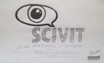 Scribble Logo SCIVIT Reichelt