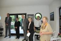 Jiri Šolc, Robert Schiller, Hans Pieke, Urd Rothe-Seeliger, (Service) und Monika Spálenská