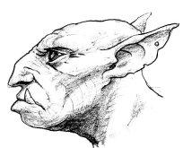 Tête de Gobelin, profil