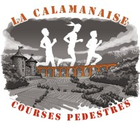 "Course pédestre ""La Calamanaise"" : illustration 2016 - version 2"